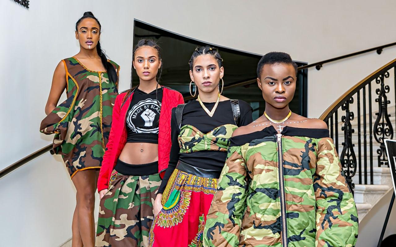 La moda en Harlem se vuelve de color
