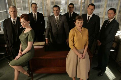 mad men moda masculina
