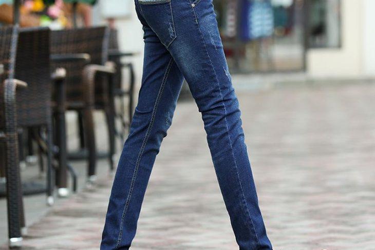 Hay más hombres que compran pantalones de chica