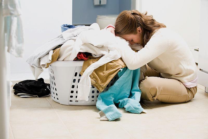 cuidado de la ropa