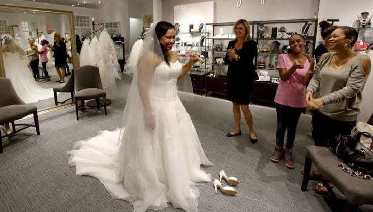 David's Bridal se declara en quiebra