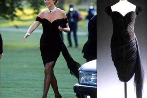 Princesa Diana y su influencia en la moda