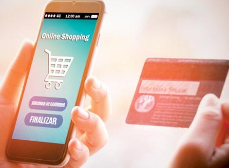 Compras online con tarjeta de crédito
