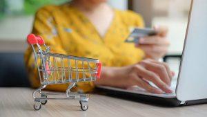 comprar en línea desde laptop