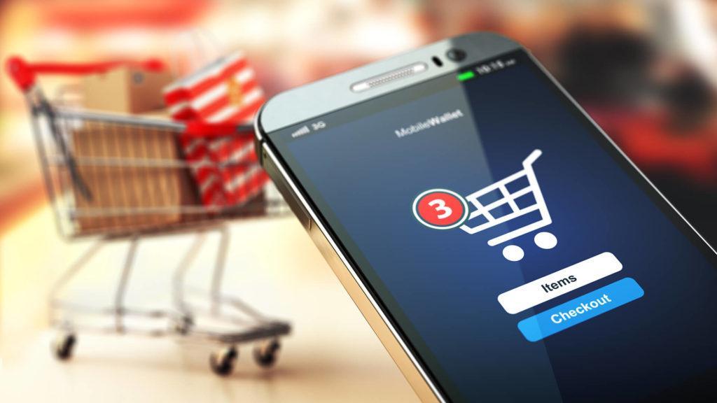 comprar en línea desde el celular