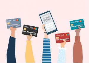 personas con programas de recompensas de tarjetas de crédito