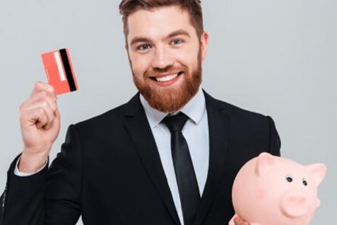 Tarjeta de crédito comercial sin crédito