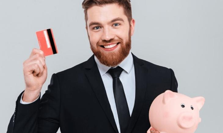 ¿Tarjeta de crédito comercial sin crédito?