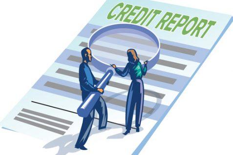 Errores en la construcción de crédito