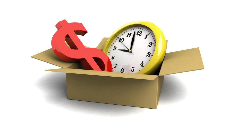Ahorro de tiempo y dinero
